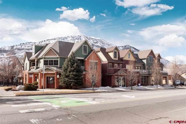 270 E College Drive #205, Durango, CO 81301 (MLS #766634) :: Durango Mountain Realty