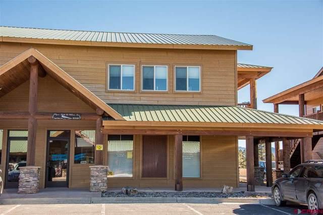 2800 Cornerstone Drive #1, Pagosa Springs, CO 81147 (MLS #766653) :: The Dawn Howe Group   Keller Williams Colorado West Realty
