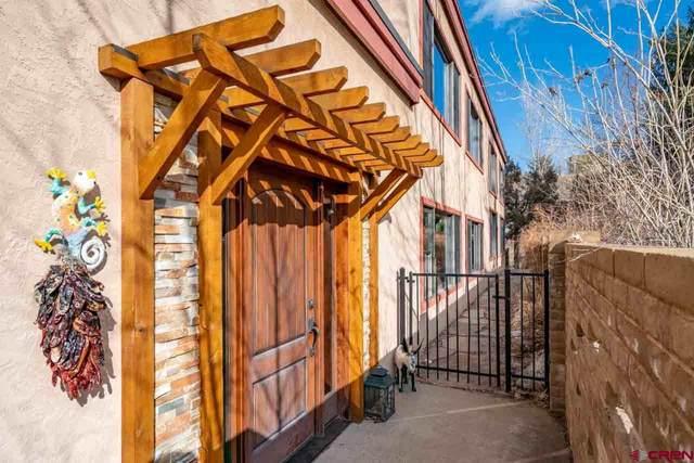 2800 Delwood Avenue, Durango, CO 81301 (MLS #766658) :: The Dawn Howe Group | Keller Williams Colorado West Realty