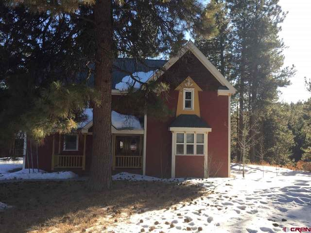 308 S Silver Queen 103C, Durango, CO 81301 (MLS #766681) :: Durango Mountain Realty