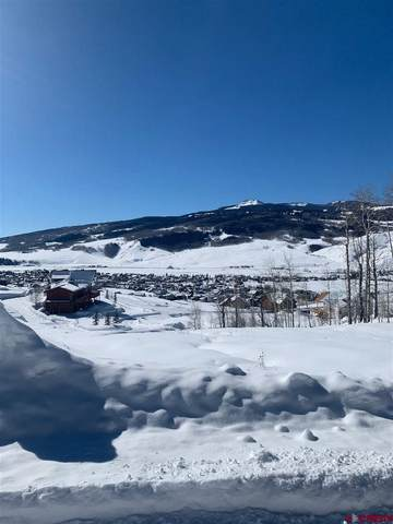 246 Anderson Drive, Crested Butte, CO 81224 (MLS #766705) :: The Dawn Howe Group | Keller Williams Colorado West Realty