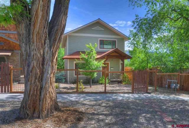 149 W 32nd Street, Durango, CO 81301 (MLS #766720) :: The Dawn Howe Group | Keller Williams Colorado West Realty