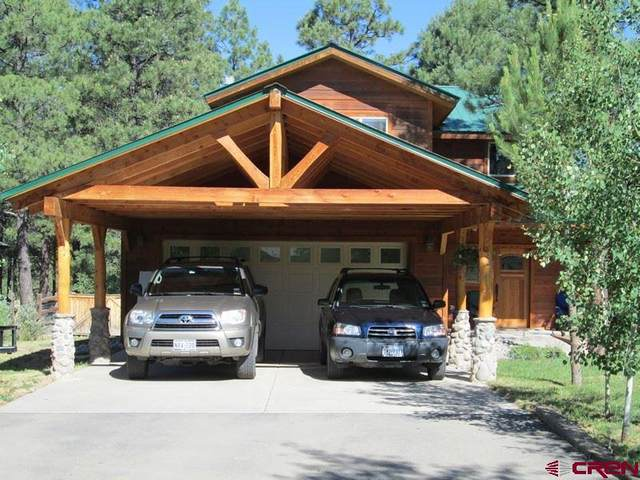 87 Dutton Drive, Pagosa Springs, CO 81147 (MLS #766724) :: The Dawn Howe Group   Keller Williams Colorado West Realty