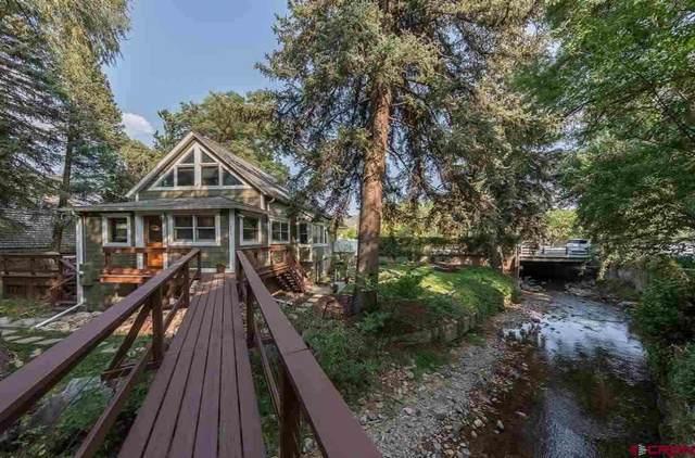 2257 Main Avenue, Durango, CO 81301 (MLS #766727) :: The Dawn Howe Group | Keller Williams Colorado West Realty