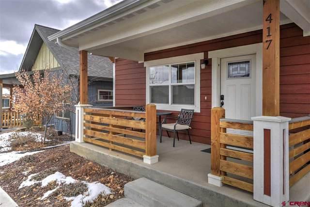 417 Confluence Avenue, Durango, CO 81301 (MLS #766731) :: Durango Mountain Realty