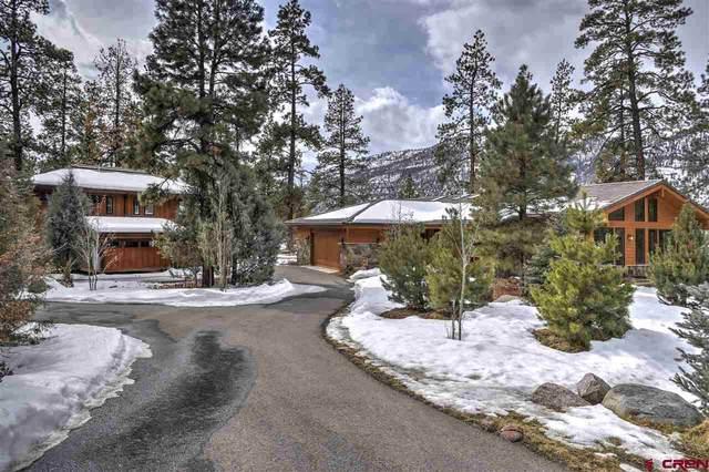 200 E Celadon Drive, Durango, CO 81301 (MLS #766738) :: Durango Mountain Realty