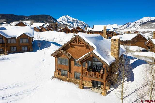 26 Appaloosa Road, Mt. Crested Butte, CO 81225 (MLS #766784) :: The Dawn Howe Group | Keller Williams Colorado West Realty