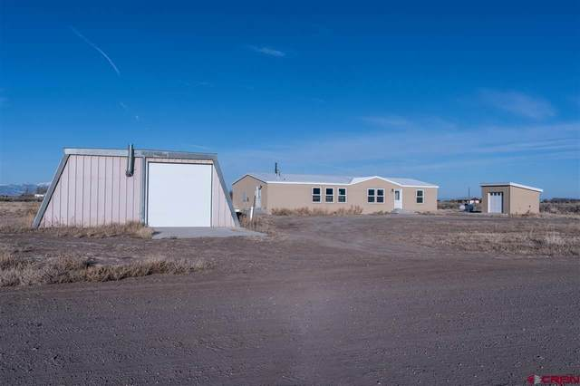 5027 S County Road 112.6, Alamosa, CO 81101 (MLS #766823) :: The Dawn Howe Group | Keller Williams Colorado West Realty