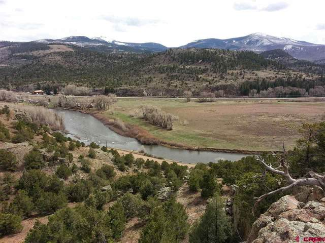 tbd Cactus Road, South Fork, CO 81154 (MLS #766861) :: The Dawn Howe Group | Keller Williams Colorado West Realty