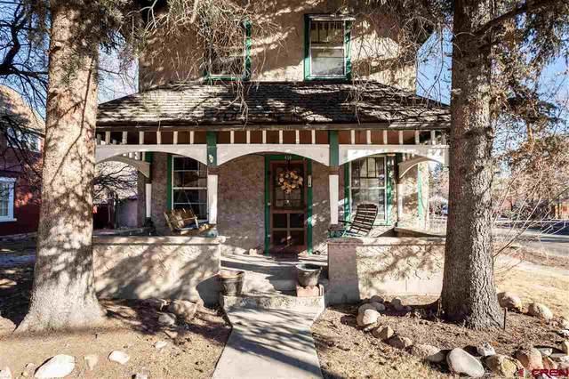 610 E 3rd Avenue, Durango, CO 81301 (MLS #766873) :: Durango Mountain Realty
