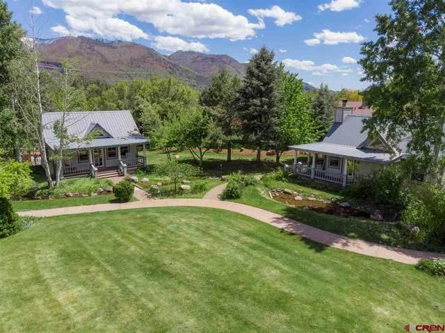 7758 County Road 203, Durango, CO 81301 (MLS #766910) :: Durango Mountain Realty
