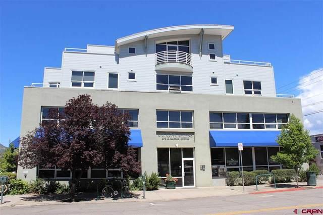 679 E 2nd Avenue #1, Durango, CO 81301 (MLS #766969) :: Durango Mountain Realty