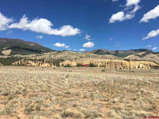 412 Moonlight Drive, Creede, CO 81130 (MLS #767082) :: The Dawn Howe Group | Keller Williams Colorado West Realty