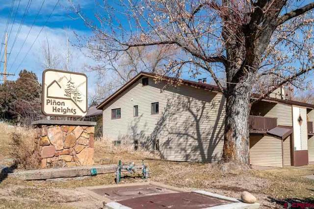 1204 Avenida Del Sol #222, Durango, CO 81301 (MLS #767150) :: Durango Mountain Realty