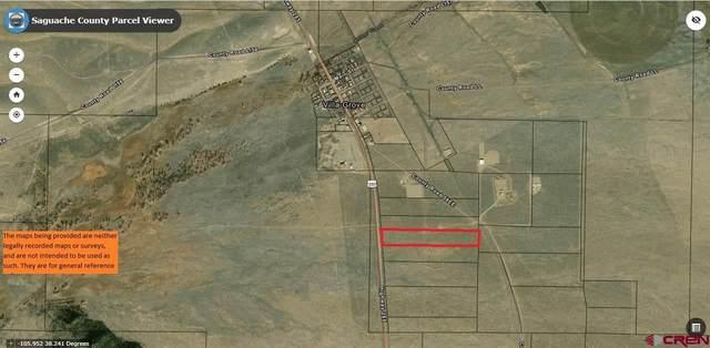 Tbd 58 EE, Villa Grove, CO 81149 (MLS #767287) :: The Dawn Howe Group | Keller Williams Colorado West Realty