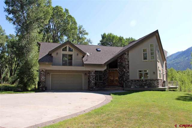 720 James Ranch, Durango, CO 81301 (MLS #767364) :: Durango Mountain Realty