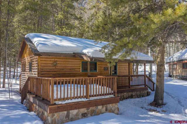 1730 County Road 744 #7, Almont, CO 81210 (MLS #767443) :: The Dawn Howe Group | Keller Williams Colorado West Realty