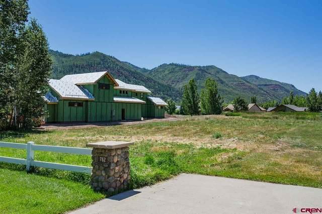 782 N Dalton Ranch Road, Durango, CO 81301 (MLS #767512) :: Durango Mountain Realty