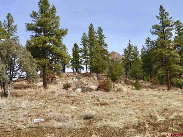 (Lot 13) 73 Larkspur Street, Durango, CO 81301 (MLS #767551) :: The Dawn Howe Group | Keller Williams Colorado West Realty