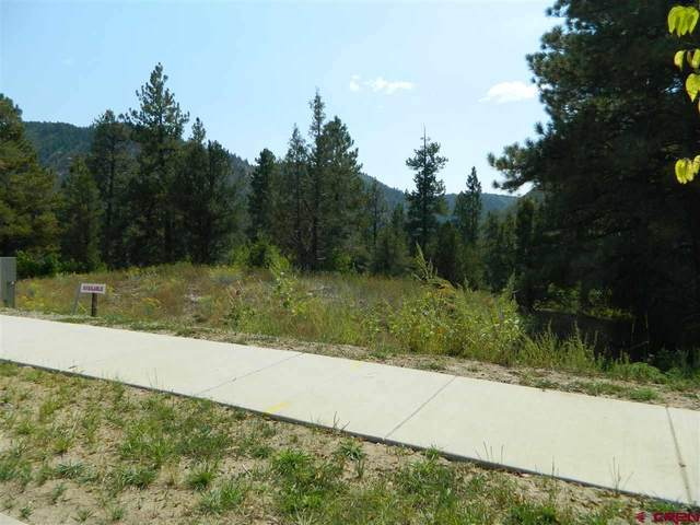 (Lot 49) 867 Twin Buttes Avenue, Durango, CO 81301 (MLS #767555) :: The Dawn Howe Group | Keller Williams Colorado West Realty