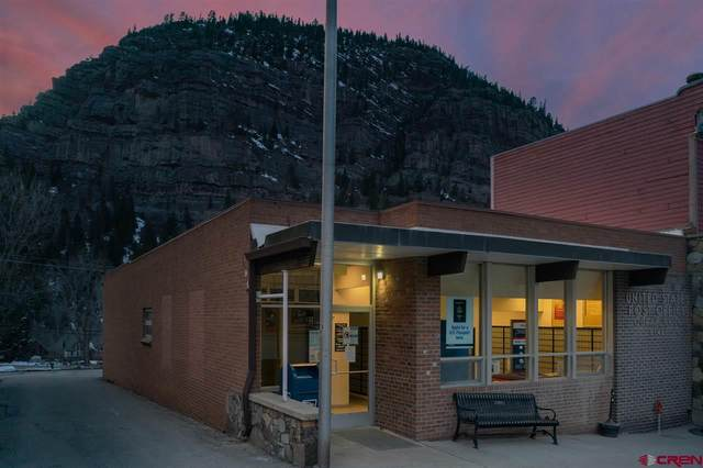 620 Main Street, Ouray, CO 81427 (MLS #767582) :: The Dawn Howe Group   Keller Williams Colorado West Realty