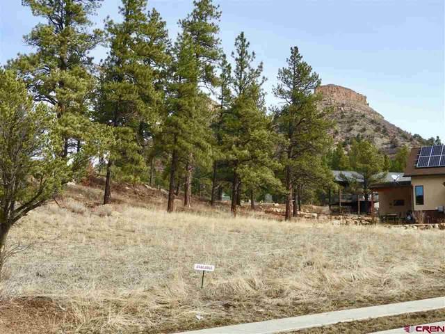 (Lot 12) 85 Larkspur Street, Durango, CO 81301 (MLS #767590) :: The Dawn Howe Group | Keller Williams Colorado West Realty