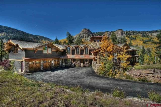455 Pinnacle View Drive, Durango, CO 81301 (MLS #767661) :: Durango Mountain Realty