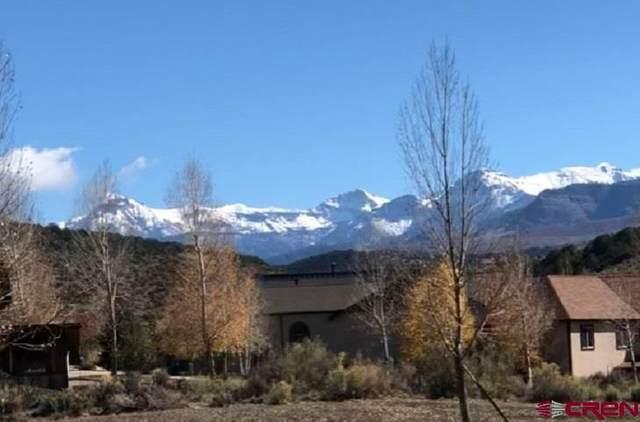 470 Kismet Street, Ridgway, CO 81432 (MLS #767731) :: The Dawn Howe Group | Keller Williams Colorado West Realty