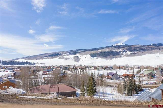 310 Blackstock Drive, Crested Butte, CO 81224 (MLS #767742) :: The Dawn Howe Group | Keller Williams Colorado West Realty