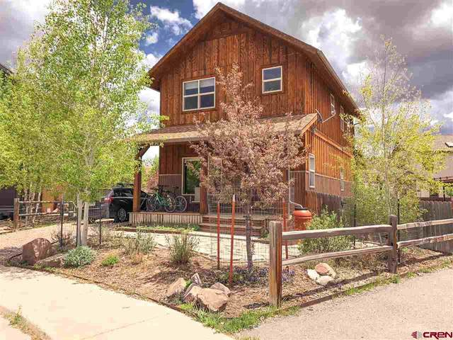 354 Escalante Circle, Ridgway, CO 81432 (MLS #767789) :: The Dawn Howe Group | Keller Williams Colorado West Realty