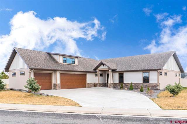 2217 Majestic Circle, Montrose, CO 81401 (MLS #767887) :: The Dawn Howe Group   Keller Williams Colorado West Realty