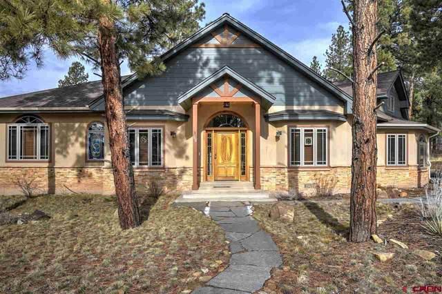 68 Deep Creek Court, Durango, CO 81301 (MLS #767888) :: Durango Mountain Realty