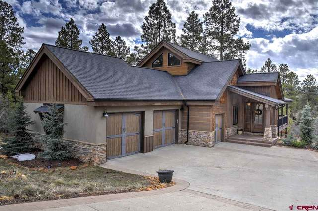 190 Ventana Pass, Durango, CO 81301 (MLS #767923) :: Durango Mountain Realty