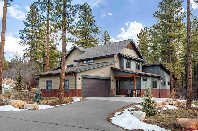 28 Mountain Stream Court, Durango, CO 81301 (MLS #767967) :: Durango Mountain Realty