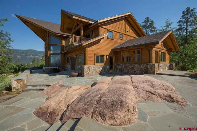 1976 Celadon Drive East, Durango, CO 81301 (MLS #767973) :: Durango Mountain Realty