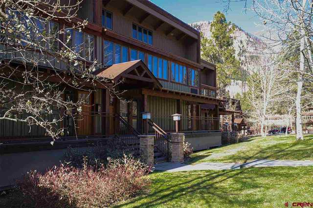 961 N Tamarron Drive #572, Durango, CO 81301 (MLS #767977) :: Durango Mountain Realty