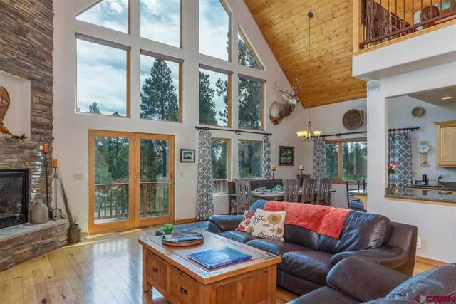 49 Deep Creek Court, Durango, CO 81301 (MLS #767992) :: Durango Mountain Realty