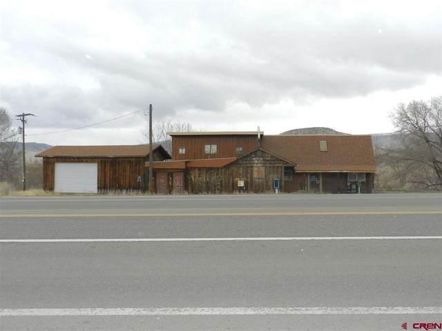 36926 Highway 550, Colona, CO 81403 (MLS #767995) :: The Dawn Howe Group   Keller Williams Colorado West Realty