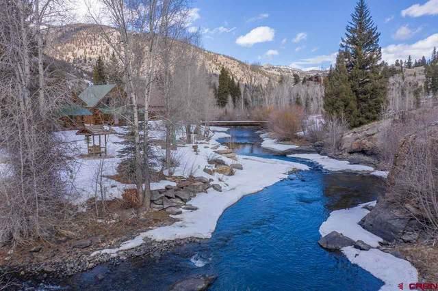 867 & 845 S Water Street, Lake City, CO 81235 (MLS #768049) :: The Dawn Howe Group   Keller Williams Colorado West Realty