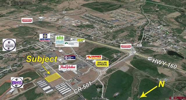 Lot 19 Sower Drive, Bayfield, CO 81122 (MLS #768075) :: The Dawn Howe Group | Keller Williams Colorado West Realty