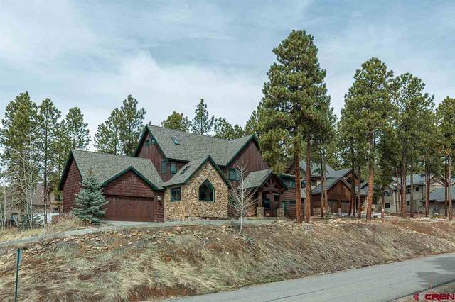 114 Edgemont Highlands Pass, Durango, CO 81301 (MLS #768077) :: Durango Mountain Realty