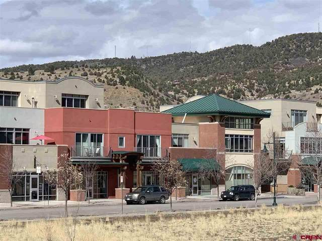 555 Rivergate Lane B1-109, Durango, CO 81301 (MLS #768084) :: Durango Mountain Realty