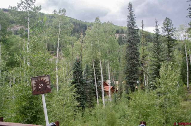 165 Engineer (Lot 27) Drive, Durango, CO 81301 (MLS #768158) :: Durango Mountain Realty