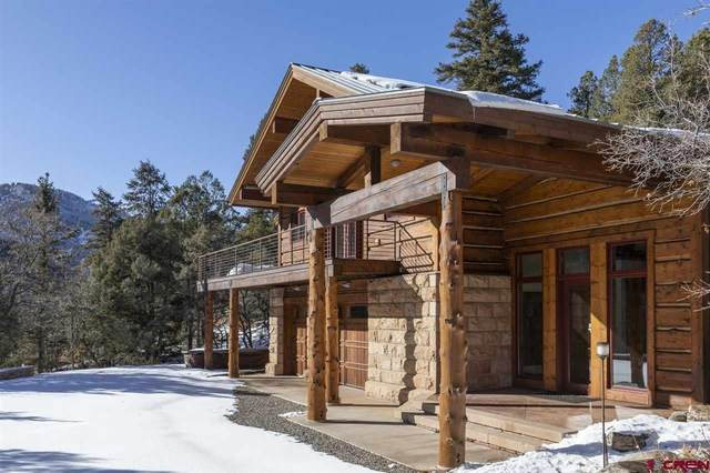 20978 Highway 145, Placerville, CO 81430 (MLS #768187) :: The Dawn Howe Group | Keller Williams Colorado West Realty