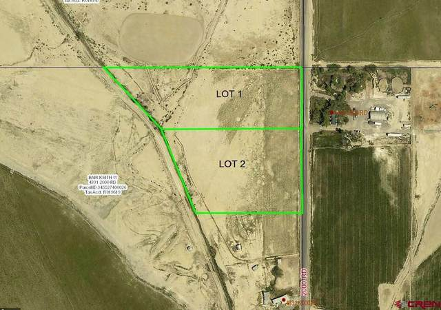 TBD Lot 1 2000 Road, Delta, CO 81416 (MLS #768198) :: The Dawn Howe Group | Keller Williams Colorado West Realty