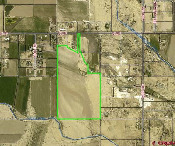 TBD LOT 4 E Road, Delta, CO 81416 (MLS #768204) :: The Dawn Howe Group | Keller Williams Colorado West Realty