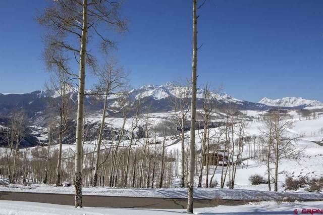 TBD Lot 105, Telluride, CO 81435 (MLS #768285) :: The Dawn Howe Group | Keller Williams Colorado West Realty