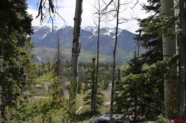 71 Double Diamond (Lot 16) Drive, Durango, CO 81301 (MLS #768288) :: Durango Mountain Realty