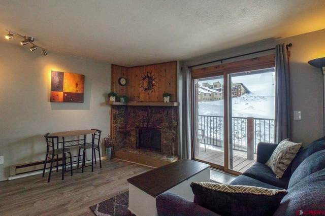 701 Gothic Road #344, Mt. Crested Butte, CO 81225 (MLS #768324) :: The Dawn Howe Group | Keller Williams Colorado West Realty