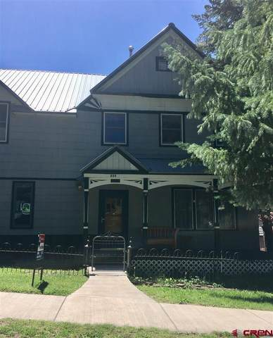325 7th Avenue, Ouray, CO 81427 (MLS #768326) :: The Dawn Howe Group | Keller Williams Colorado West Realty